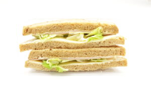 Sandwich Ost&Skinka